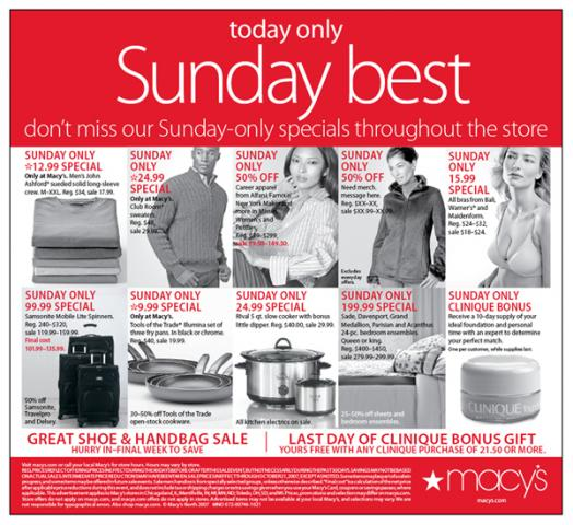 Sunday Best Sale ROP