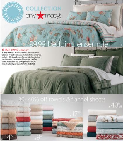 Housewares Page Layout